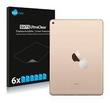 6x Film Protection pour Apple iPad Air 2 (Logo) Protecteur Écran Clair