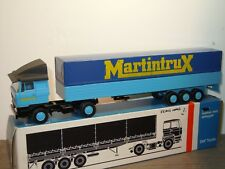 Daf 3300 met Oplegger Martintrux - Lion Car Holland 1:50 in Box *34982