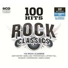 100 Hits Rock Classics 5-CD Box Set NEW SEALED Hawkwind/Thunder/UFO/Saxon/C.C.S+