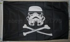 Star Wars StormTroopers Pirate 3' x 5' Flag Banner Darth Vader USA Seller shiper