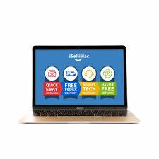 """Apple 12"""" MacBook 2015 1.1GHz Core M 256GB SSD 8GB A1534 MK4M2LL/A +C Grade"""