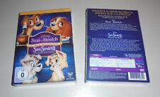 DVD Box Susi und Strolch 1 & 2 2 Disney Klassiker in einer Box 2014