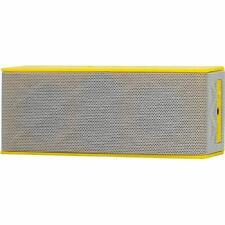 Nakamichi BT04 wireless bluetooth speaker YELLOW **NEW SEALED**