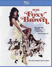 Foxy Brown Blu-ray Disc 2015 Pam Grier Jack Hill Antonio Fargas Revenge Murder