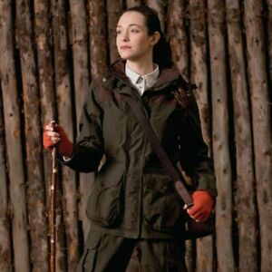 Sherwood Forest Ladies Hardwick Jacket, Lightweight Waterproof & Breathable