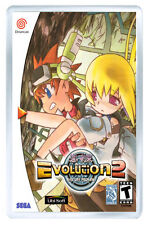 EVOLUTION 2 FAR OFF PROMISE SEGA DREAMCAST FRIDGE MAGNET IMAN NEVERA