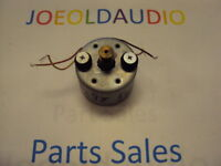 Fisher CR-25 Cassette Deck Motor Part # 71230. Tested. Parting Out MT-857.