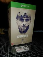 NEW FAR CRY 5 THE FATHER COLLECTORS EDITION BOX SET SEALED XBOX ONE XB1 GAME