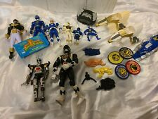 Toy LOT of Bandai Power Rangers Misc Figures & Vehicles