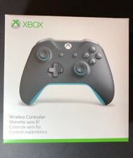 Microsoft XBOX ONE Wireless Controller [ Gray Blue Edition ] NEW