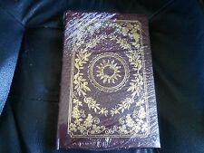 FRANCES MAYES SIGNED - UNDER THE TUSCAN SUN - EASTON PRESS LEATHER SEALED