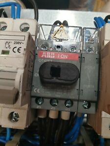 ABB OT40E3 3 Phase Circuit Breaker