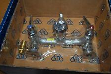 More details for t&s chrome b-2271 vacuum breaker rough chrome quick disconnect outlet faucet
