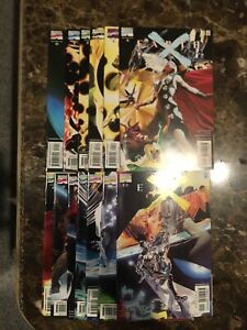 Marvel Comics Earth X #0-12 Set 1999 VF/NM