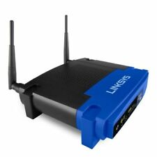 Linksys WRT54GL Wi-Fi Wireless-G Broadband Router