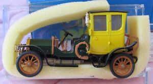 Rio, Bianchi 15/20cv coupé de ville 1906