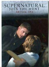 Supernatural Seasons 1-3 Winchester Brothers Mega Moon Lava Parallel J5 Saving