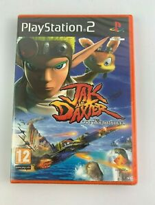 PS2 Jak & Daxter The Lost Frontier, Brand New & Factory Sealed, Small Tear
