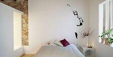 Wall Room Decor Art Vinyl Sticker Mural Decal Ballet Dance Women Ballerina FI355