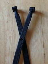 Falconry Hood Braces Replacements Spare Medium-Large Hoods Quality British Made