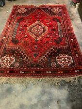 More details for quality hand made authentic oriental style carpet in great condition