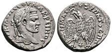 More details for macrinus (217-218 ad) bi tetradrachm. laodicea ad mare #wg 5209