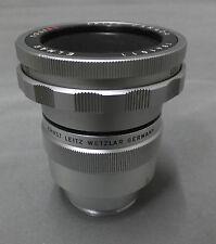 Standard Vintage Lenses for Rangefinder Camera