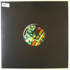 "12"" Maxi - Electric Poison - Infected By The Party - A2505 - washed & cleaned"