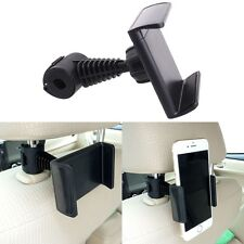 360° Ratating Car Truck Back Seat Headrest Phone Mount Holder For GPS Phone