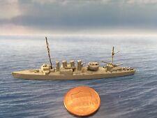 1/1200-1/1250 US FLUSH DECK Destroyer-Minelayer 90 YR OLD (?)  Wooden  shipmodel