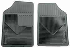 Husky Liners Heavy Duty Gray Front Floor Mats for 91-03 Ford Escort & More