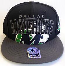 New! NBA Dallas Mavericks  Embroidered Snap Back Cap