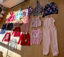 Lot of girls clothing, sizes 7/8 and 8/10