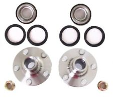 Subaru WRX Wheel Bearing Kit Front includes hubs and seals both sides