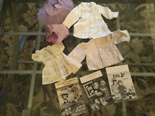Doll Terri Lee Original 1950s Clothing And 3 Monthly Magazines