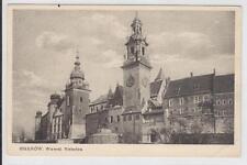 AK Krakow, Krakau, Wawel, Katedra, Kathedrale, 1920