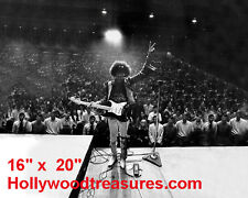 "Jimi Hendrix~On Stage~Poster~16"" x 20"" Photo"