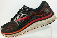 Brooks Glycerin 13 Running Shoes Black Multicolored Training Athletic Mens 9.5 D