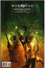 Wormwood Calamari rising 1 of 4 Templesmith Near Mint
