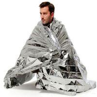 Superior Emergencia Manta Térmico Primeros Auxilios Supervivencia Aluminio Juego