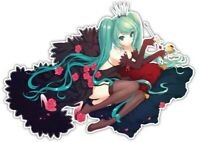 Vocaloid Hatsune Miku Anime Car Decal Sticker 052