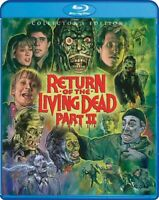 Return of the Living Dead Part 2 (Collectors Edition) BLU-RAY NEW