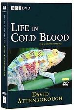David Attenborough - Life in Cold Blood  Brand New DVD