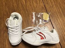 Chasse Cheer Flip Iv Sneakers New In Box! Size 10 Youth Girls