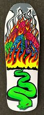 Signed Streetplant Mike Vallely NOS Skateboard Deck Powell Peralta Santa Cruz