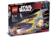 *NEW* Lego STAR WARS 7660 Naboo N-1 Starfighter