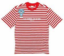 Guess x Asap Rocky Red Stripes T-shirt