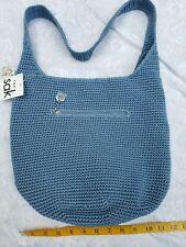 the sak shoulder bucket bag blue ne