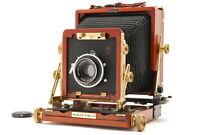 【N MINT+++】Wista field 4x5 Wood fujinon w 150mm f/6.3 Lens From JAPAN