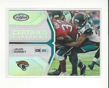 2017 Certified Shutdown #14 Jalen Ramsey Jaguars
